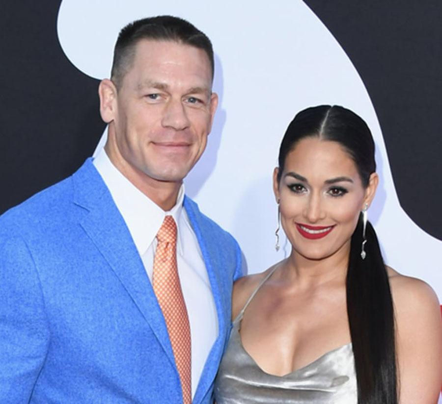 John Cena and Nikki Bella split