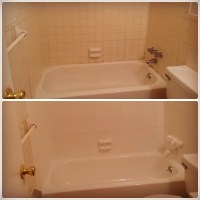 diy resurface bathtub