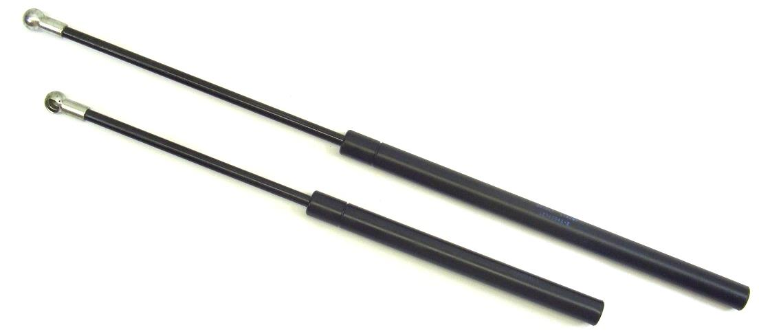 HMMWV Clamshell Hard Top Rear Hatch Gas Strut Support Kit