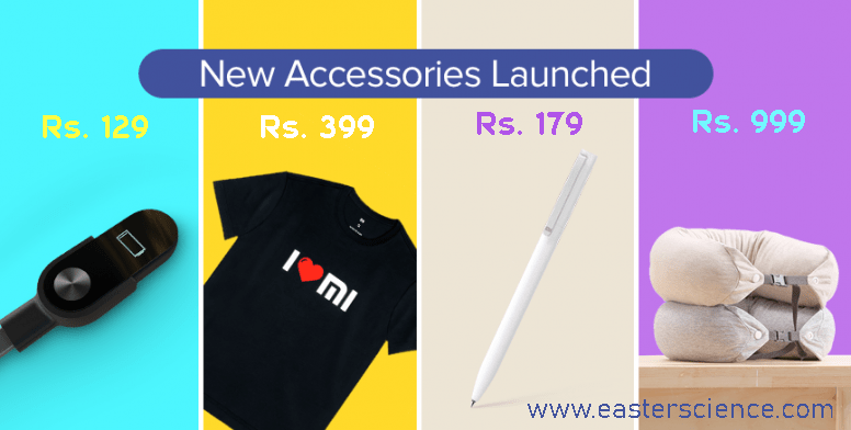 mi new accessories launched
