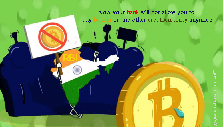 RBI banned cryptocurrency