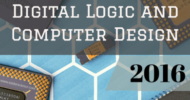 Digital Logic and Computer Design 2016