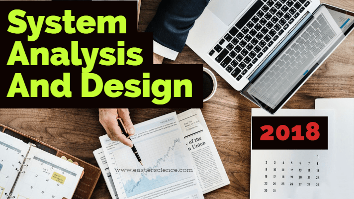 System Analysis And Design-2018