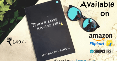 Tender Love Raging Fire by Mrinalini Singh
