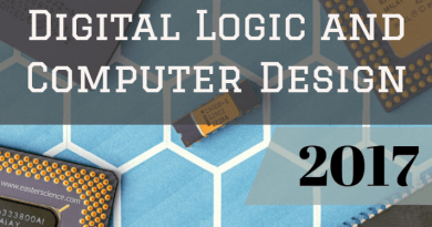 Digital Logic and Computer Design 2017