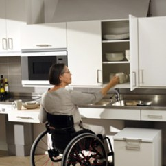 Electric Chair Heater Massage Recliner Chairs Top 5 Things To Consider When Designing An Accessible Kitchen For Wheelchair Users. - Assistive ...