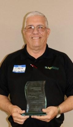 Steve Swain award