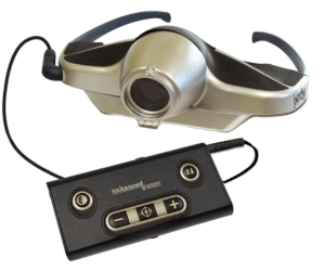 Jordy Wearable Video Magnifier