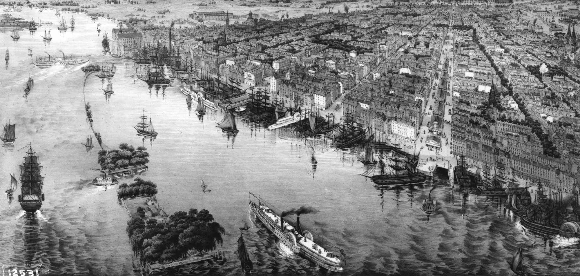 Image result for rainy philadelphia 1840s