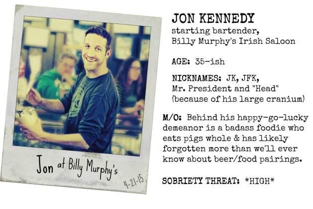 EastFallsLocal BillyMurphy Jon at Billy Murphys polaroid text