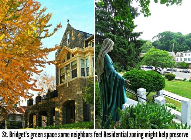 Eastfallslocal st bridget green space collage