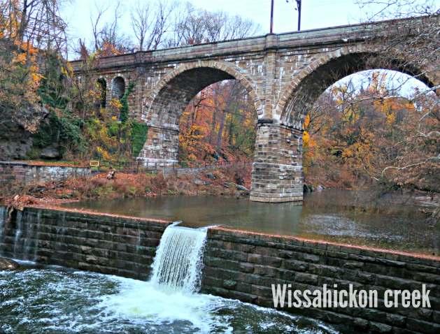 Eastfallslocal wissahickon creek gateway