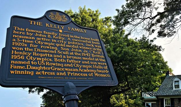 EastFallsLocal Grace Kelly House sign drama fix crop