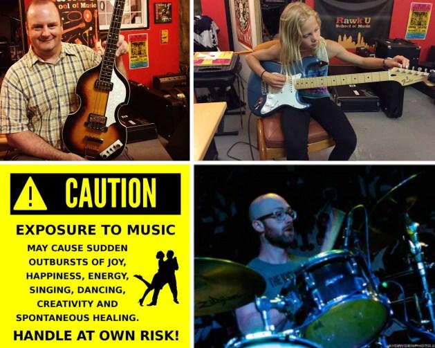 Eastfallslocal exposure to music new graphic drummer