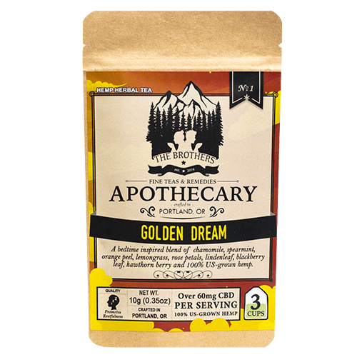 Golden Dream Tea