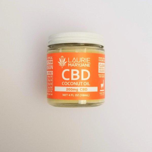 Full Spectrum Coconut Oil