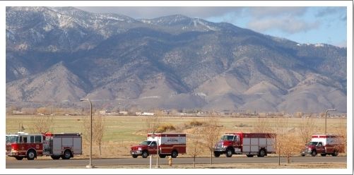 East Fork Fire Protection District Services and Operational Documents