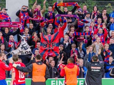 IFK Värnamo - Östers IF 1-2, Superettan 2012