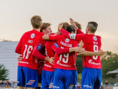 Varbergs BoIS FC - Östers IF 2-4, Superettan 2012