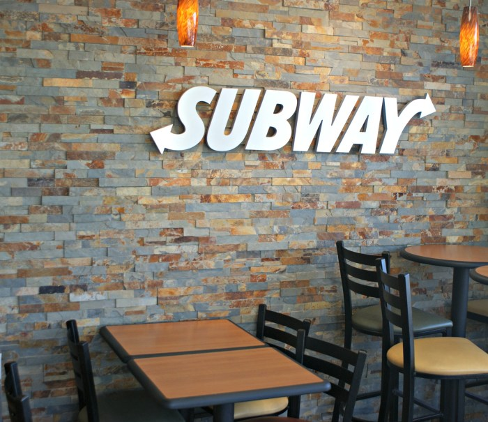Subway East Gwillimbury