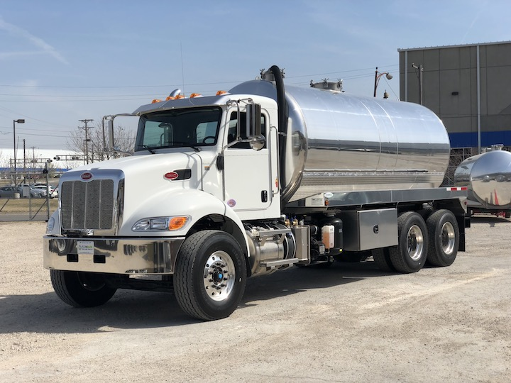 septic truck financing