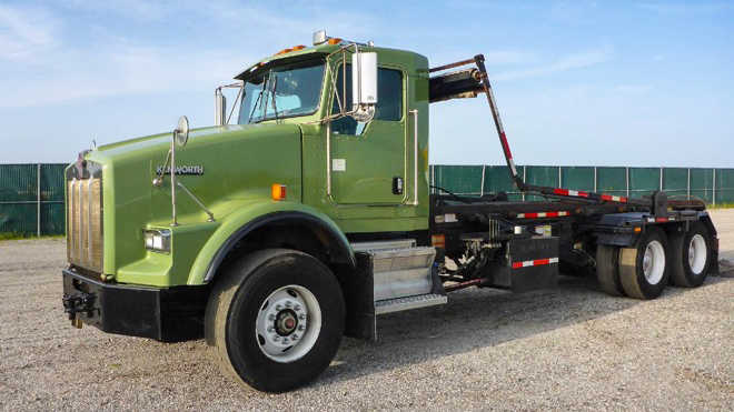 roll off truck financing
