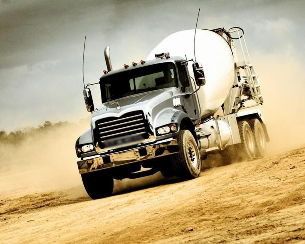 concrete mixer truck financing
