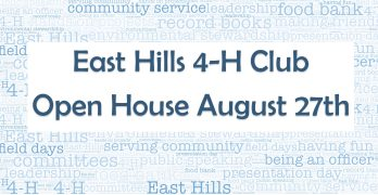 East Hills Open House