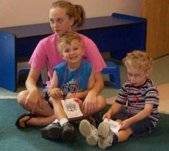 Vacation Bible School At East Hills Moravian Church, Bethlehem, PA