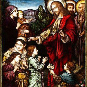 jesus children christian education