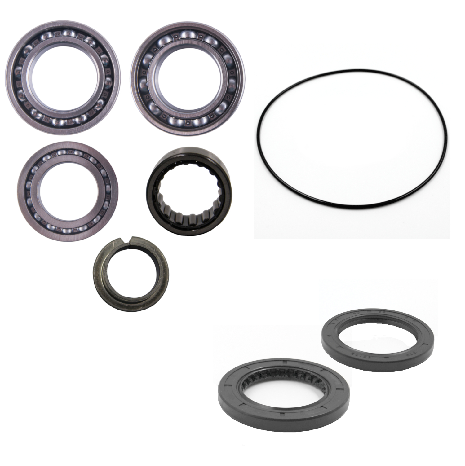 2016 Arctic Cat 1000 Wildcat Rear Differential Bearing and
