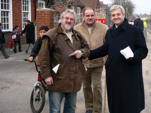 crescent chris huhne andy moore,Glynn Davies-Dear
