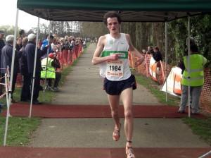 Josh Lilley 2010 Eastleigh 10k winner