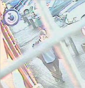 Chandlers Ford one stop Suspect