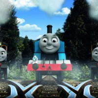 Thomas the Tank Engine steams into Vue