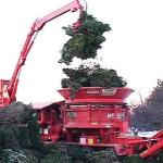 XMAS tree recycling l