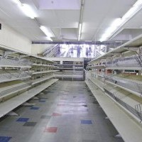 Empty shelves in Eastleigh shops?