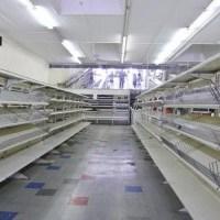 Empty shelves in Eastleigh shops?