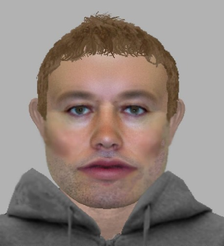 Violent mugger seen off at Bishopstoke