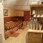 chalet room