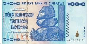 100 trillion dollar bill