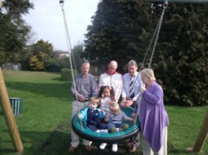 Local resident tries to stop Councillors from turfing kids off to have a go