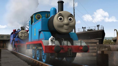 Thomas Tank engine wallpaper