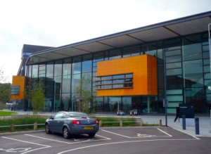 B&Q Head office, Chesnut Avenue Eastleigh