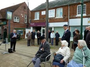 Fair Oak remembers