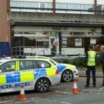 robbery scene chandlers Ford precinct