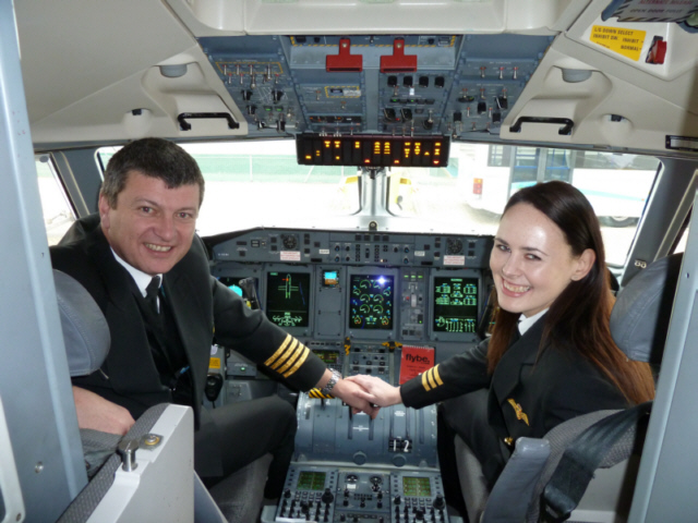 Flybe proud of its Valentines