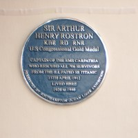 West End's first blue plaque unveiled