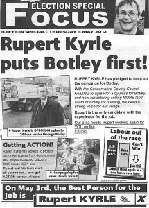 Botley First