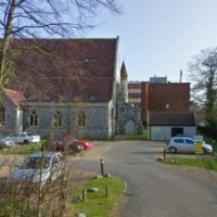 Burglary at old church flats
